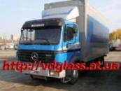 Лобовое стекло для грузовиков Mercedes 1834, 1827, 1835-1837