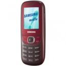 Мобільний телефон Samsung E2202 Wine Red