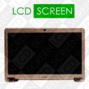 Крышка в сбое с матрицей 13.3 B133XTF01.3 для ноутбука Acer S3, шампань