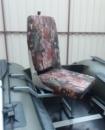 Кресло для лодки складное, поворотное с универсальным креплением