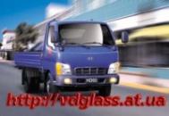 Лобовое стекло для грузовиков Hyundai HD 65,72,78