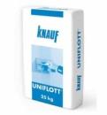 Шпатлевка Унифлот, для стыков ГКЛ, на основе высокопрочного гипса с полимерными добавками, 5кг, КНАУФ