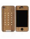 Wood Skins almach Teak
