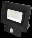 Прожектор светодиодный SMD slim серия S4 BLACK SENSOR Стандарт