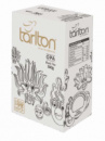 Чай черный Тарлтон ОПА 100г крупнолистовой цейлонский Tarlton Black Tea OPA