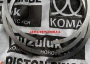 Кольца поршневые MF 70, 68 мм. Чехия