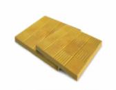 Тротуарная плитка «Печенье» Жёлтая