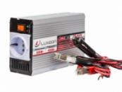 Luxeon IPS-600s Преобразователь (Инвертор) 12v/220v «Тепло-электро»