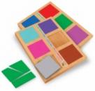 Сложи квадрат, 1 уровень, Вундеркинд (ск-019)
