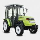 Минитрактор DW 244 АС, 24 л.с., 4х4, 3-цил. диз. двигатель, гидроусилитель, компрессор с ресивером, кабина с отоплением