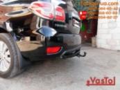 Тягово-сцепное устройство (фаркоп) Nissan Patrol (Y62) (2010-...)