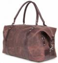 Дорожная сумка SHVIGEL Коричневая (00885)