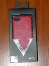 Чехол бампер Vetti Craft iPhone 5C Snap Cover Red