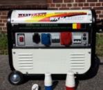Трехфазный бензиновый генератор 3 кВт