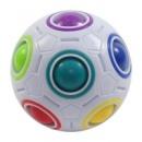 Необычная головоломка. Разноцветный шар