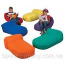 Детский бескаркасный лежак Релакс Тia-sport