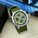 Часы наручные AMST C Silver-Green Green Wristband