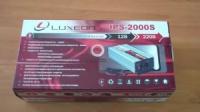 Инвертор Luxeon IPS-2000S (выпрямитель)преобразователь