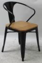 Кресло Толикс Вуд (Tolix Wood)