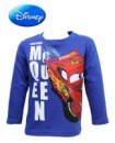 Реглан (футболка длинный рукав) детский Disney Pixar «Cars» (Дисней Тачки), бренд «Disney»