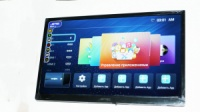 LCD LED Телевизор JPE 28« Smart TV, WiFi, 1Gb Ram, 4Gb Rom, T2, USB/SD, HDMI, VGA, Android 4.4 - Гарантия 1год!