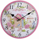 Часы настенные «My Garden» Ø29см