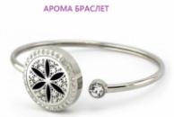 Арома-браслет