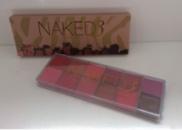 Помады Naked3 (палетка 12 оттенков)
