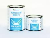 Acmelight Reflex Plastic – двухкомпонентная светоотражающая краска для пластика
