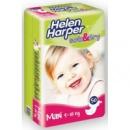 Памперсы Helen Harper Soft & Dry maxi 4 (Чехия)