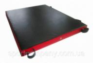 Мат с липучками для ШС 100-100-8 см Тia-sport