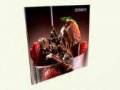 Керамический обогреватель «Кам-иН» easy heat 600*600 для кухни с рисунком