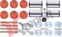 4531 Ремкомплект направляющих суппорта Haldex MODUL X , 91012, 12664