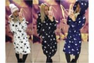 Пальто женское « звезды »