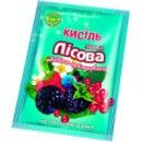 Ласочка Кисель в пакете Лесная ягода 90 гр