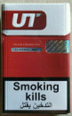 сигареты ЮТ красный,UT