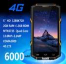 CDMA+GSM Сенсорный телефон Kcosit IP 68