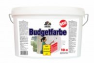 Краска Дюфа Budgetfarbe 1л, 2,5л, 5л, 10л