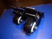 Колеса на подшипнике с фиксатором 40-50мм
