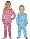 Пижама детская (футер), в наличии на 1-2 года и на 4-5 лет