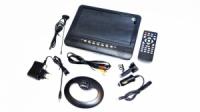 9,5 дюймов Портативный TV 911 USB+SD + батарея