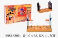 Баскетбол настольный (свет, звук) в коробке SLW9091