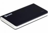 Дополнительный аккумулятор универсальный 8000 mAh Nomi P080 Black