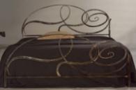 Кованая кровать «Тианна»