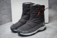 Зимние ботинки в стиле Columbia Keep warm, серые (30281),  [  38 39  ]