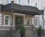 Кованая Входная Группа. Офисный центр, Киев, ул. Брюллова, 9