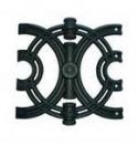 Изделия из пластмассы орнамент « Кольца»