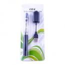 Электронная сигарета CE_4, 650 mAh (блистерная упаковка) №609_38 Black