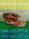 Форма для «Ботинок кашпо для цветов»