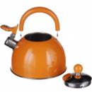 Чайник A-PLUS со свистком 2.0 л (1340) Оранжевый